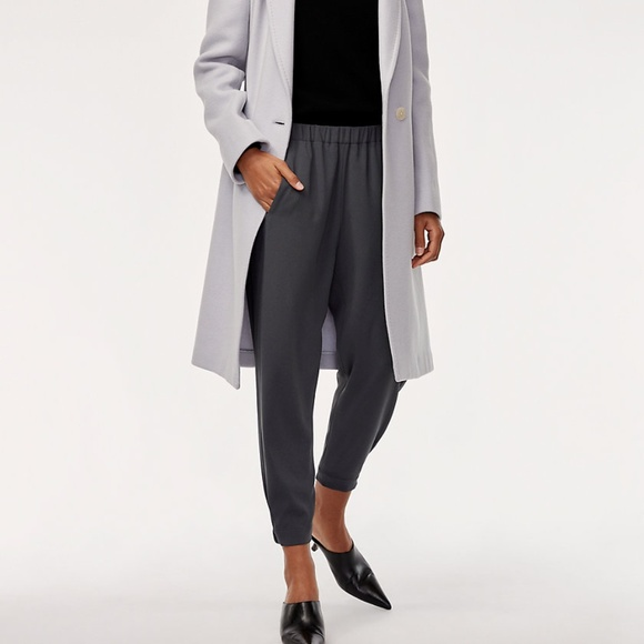 "Aritzia Pants - Aritzia X Babaton ""Dexter"" pants in light blue"